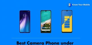 Best Camera Phone under 13000 in India